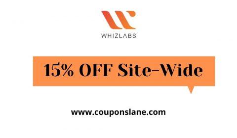 15% whizlabs