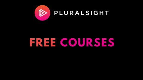 pluralsight Free courses