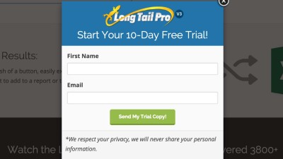 longtail pro free account