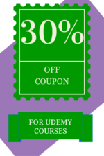30%off udemy coupon