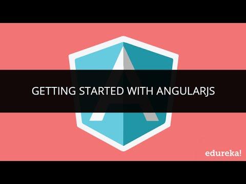AngularJS Training by Edureka