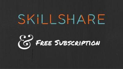 skillshare discount code