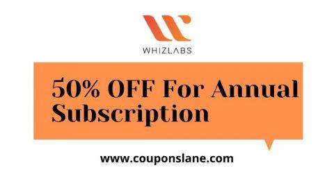 50%whizlabs