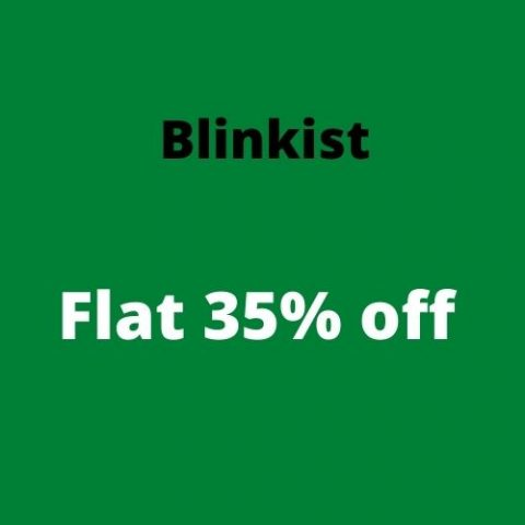 Blinkist coupon