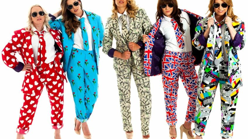 opposuits women costumes