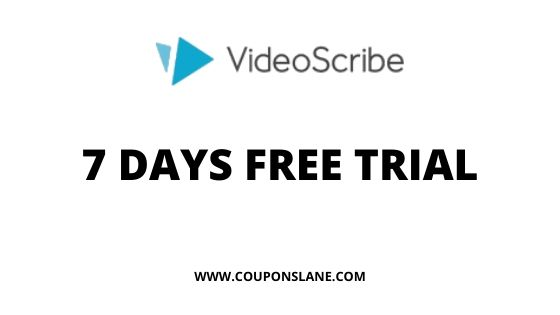 VIDEOSCRIBE COUPON